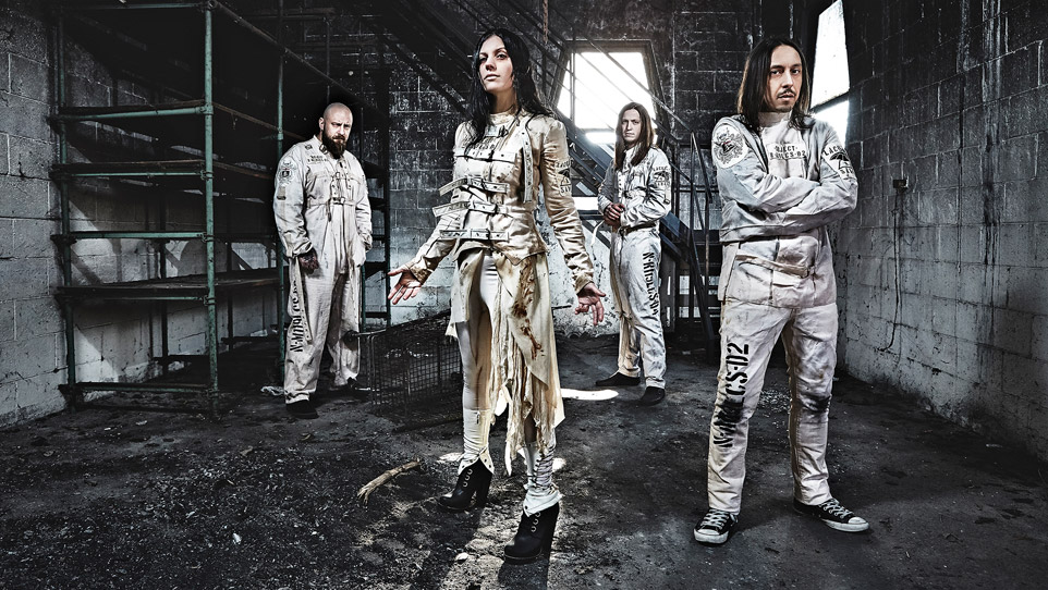 Enter the Coil - 20 Years of Lacuna Coil