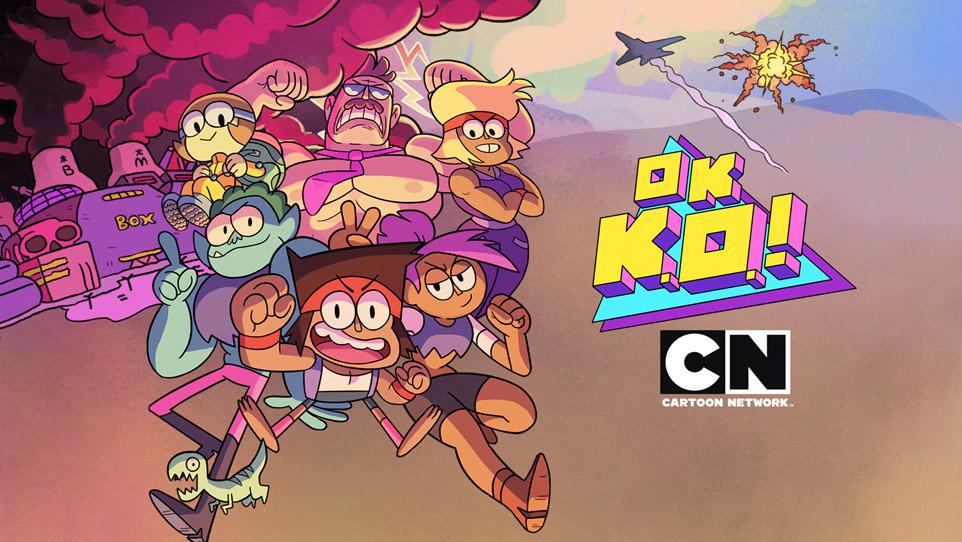 Ok K.O.! S1