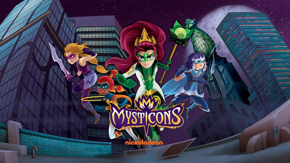Mysticons S1