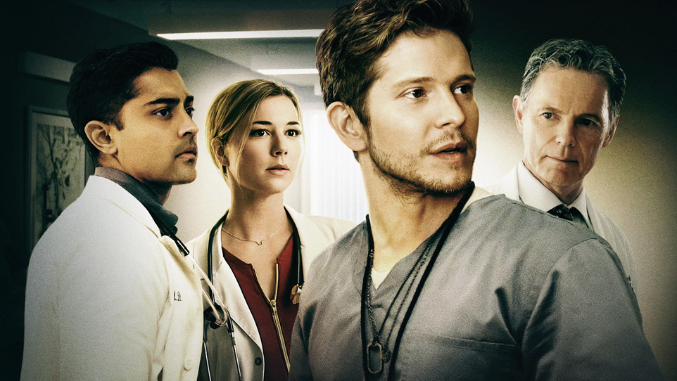 The Resident S1