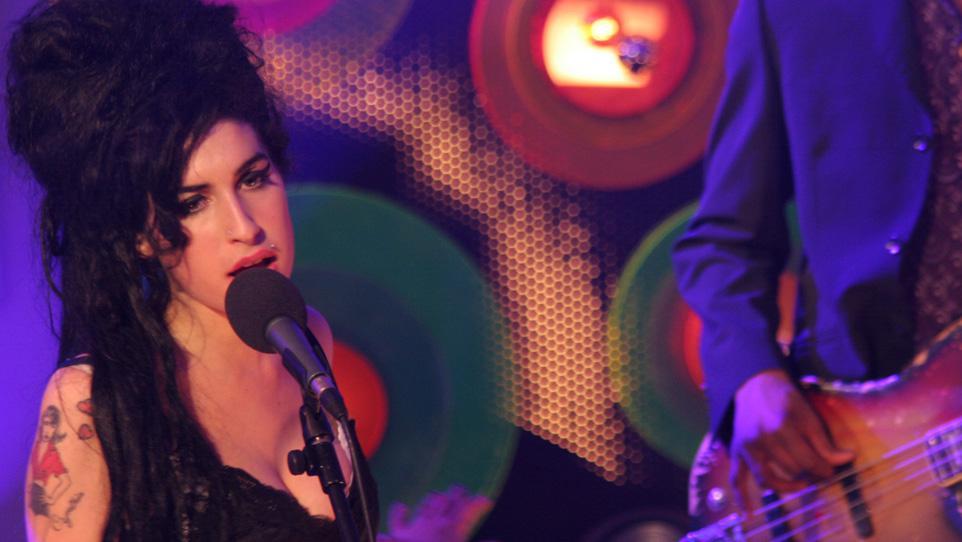 Amy Winehouse - Ritratto intimo
